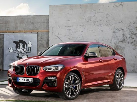 Photo BMW X4