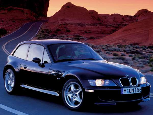 Bmw Z3 Coupe M