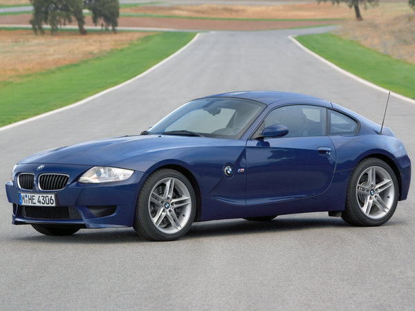 Bmw Z4 E86 Coupe M
