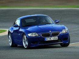 Bmw Z4 E86 Coupe