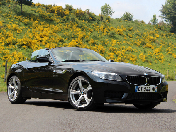 bmw z4 e89 essais fiabilit avis photos prix. Black Bedroom Furniture Sets. Home Design Ideas