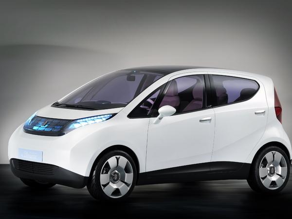 BolloreBlue Car Concept