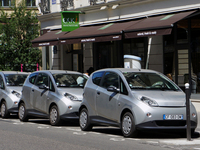 photo de Bollore Bluecar