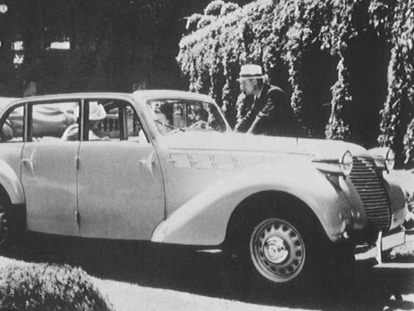 Borgward 2300