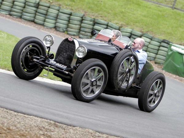 Photo bugatti type 35