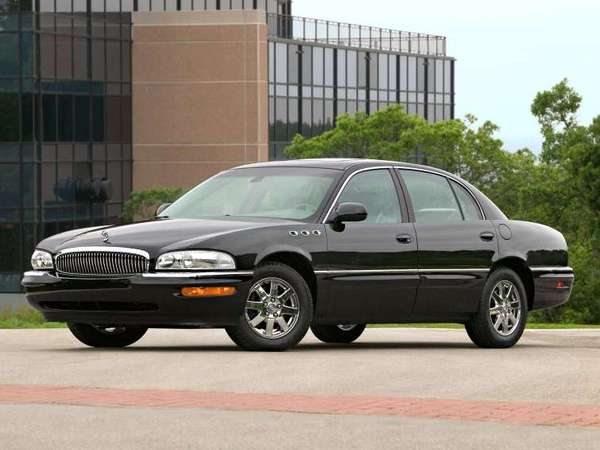 Photo BUICK PARK AVENUE