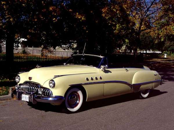 Photo BUICK ROADMASTER