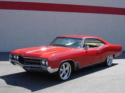 Photo BUICK WILDCAT
