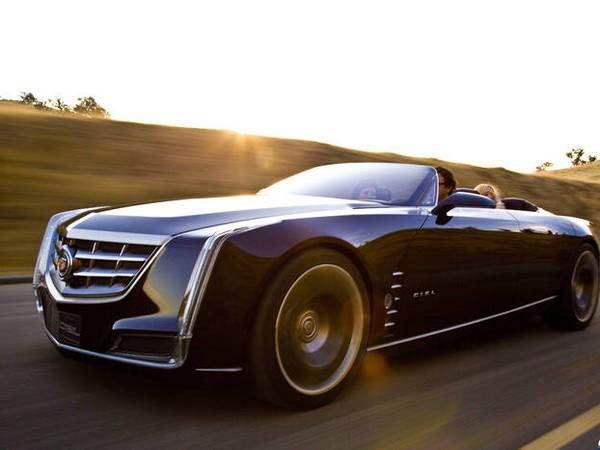 CadillacCiel Concept