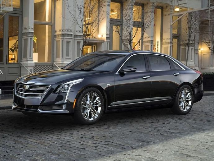 Photo cadillac ct6