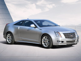 Cadillac Cts 2 Coupe