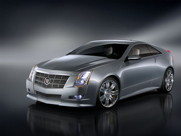 Cadillac Cts Concept