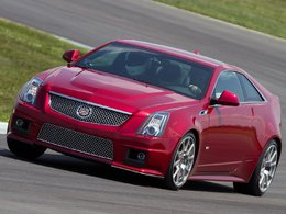 Cadillac Cts-v 2 Coupe