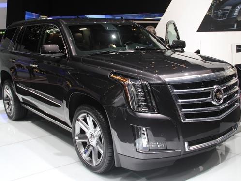 Cadillac Escalade 2