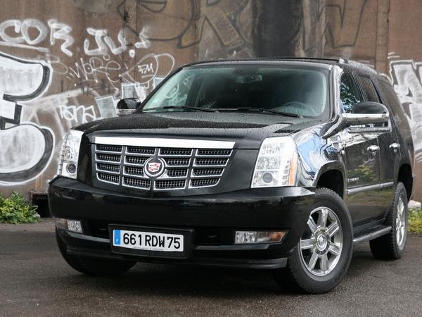 Photo de Cadillac