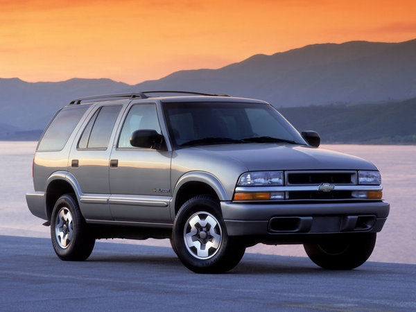 Photo chevrolet blazer