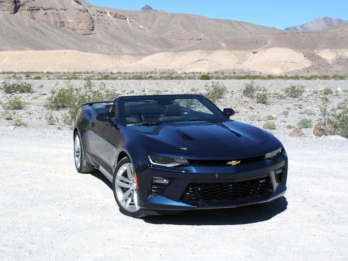Photo chevrolet camaro