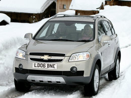 Photo chevrolet captiva 2010