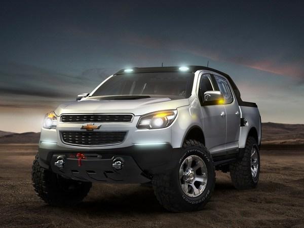 ChevroletColorado Rallye