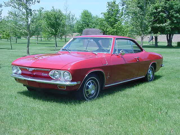 Photo CHEVROLET CORVAIR