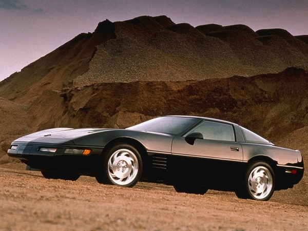 Photo chevrolet corvette 1997