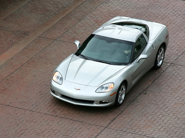 Photo chevrolet corvette 2009
