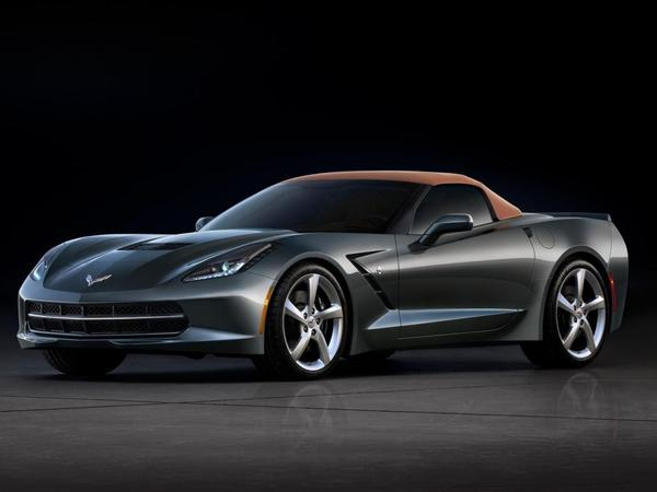 Photo chevrolet corvette 2020