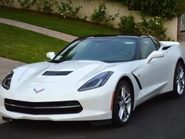 Chevrolet Corvette C7 Stingray Targa