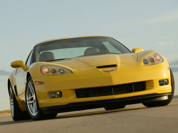 Photo chevrolet corvette 2006