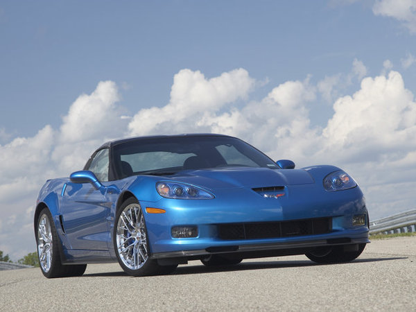 Photo chevrolet corvette 2010