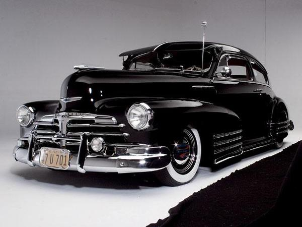 Photo CHEVROLET FLEETLINE