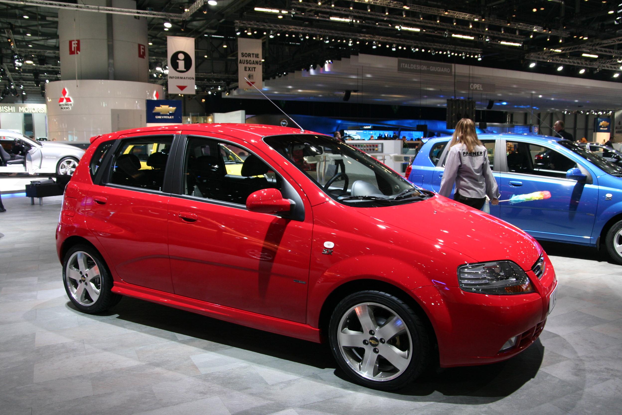 Chevrolet Kalos : essais, fiabilité, avis, photos, prix
