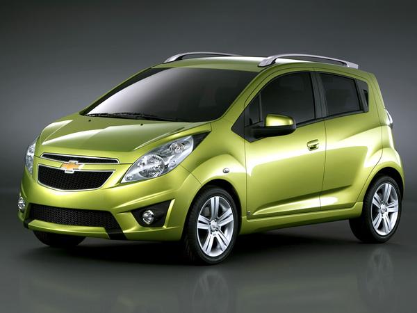 ChevroletSpark Concept