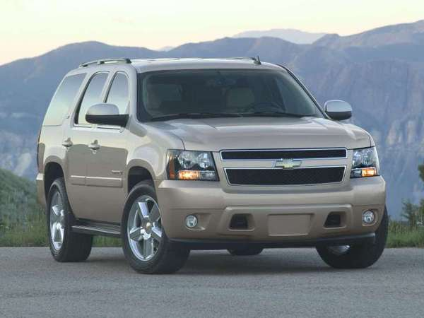Photo chevrolet tahoe 2002