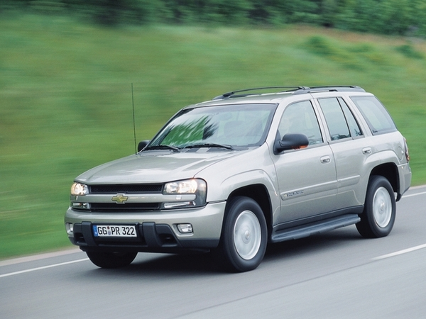 Photo CHEVROLET TRAILBLAZER