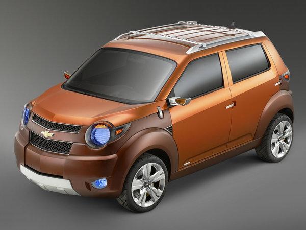 ChevroletTrax Concept