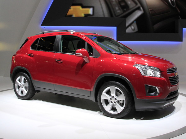 chevrolet trax essais fiabilit avis photos prix. Black Bedroom Furniture Sets. Home Design Ideas