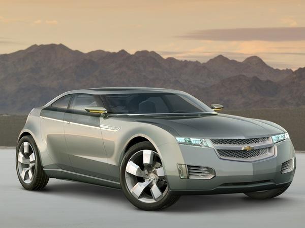ChevroletVolt Concept