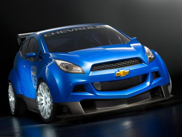 ChevroletWtcc Ultra Concept