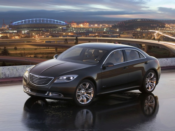 Chrysler 200c Ev