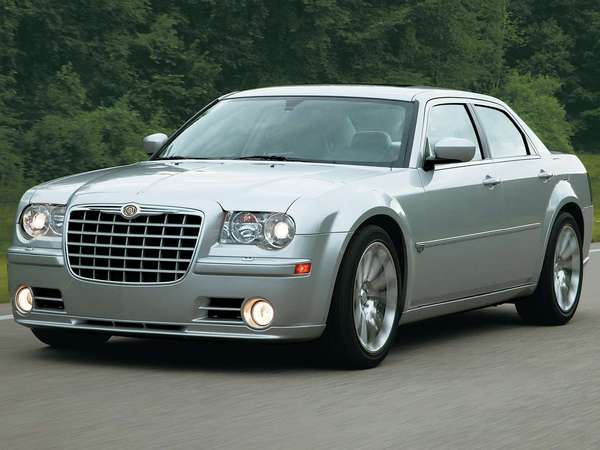 Chrysler 300 c puissance