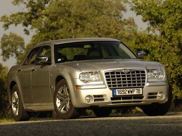 Photo chrysler 300 c 2009