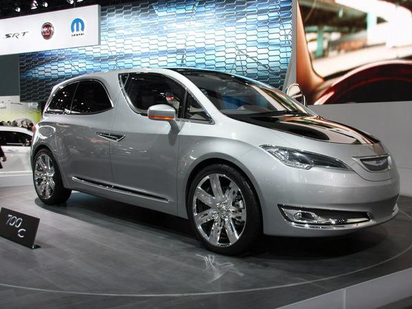 Chrysler700c Concept