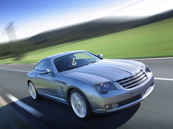 Photo chrysler crossfire 2007