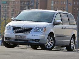 Chrysler Grand Voyager Societe