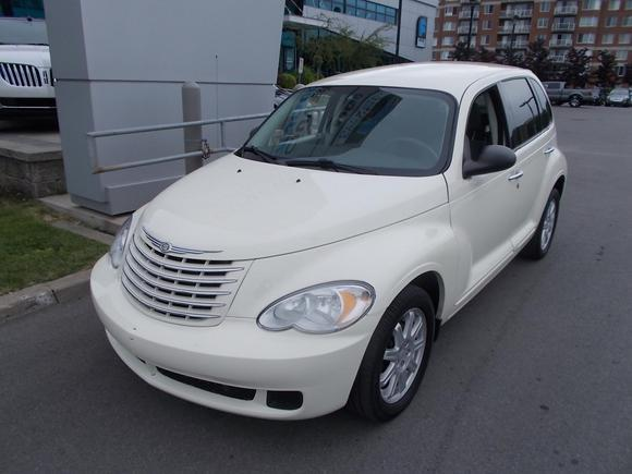Photo chrysler pt cruiser 2001