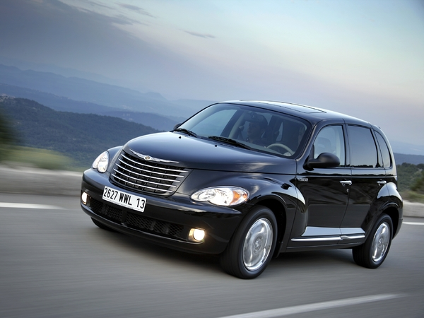 Photo chrysler pt cruiser 2010