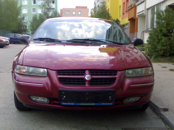 Photo chrysler stratus 1999