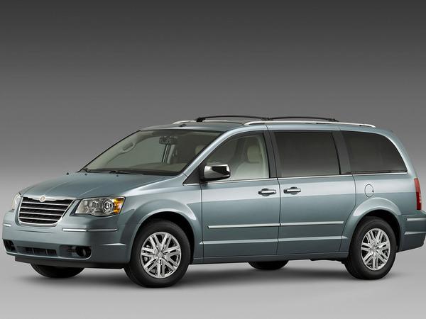Chrysler voyager avis
