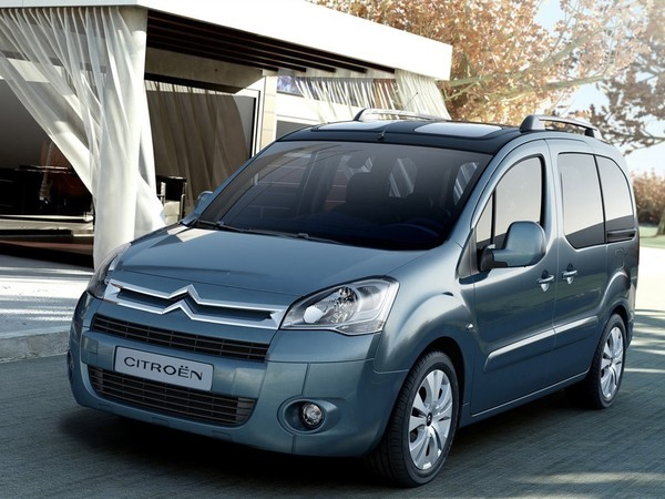 Photo citroen berlingo 2015